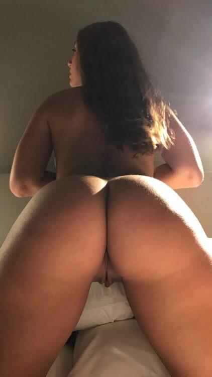 La plus belle snapeuse de nude
